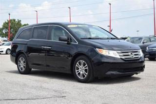 Used 2013 Honda Odyssey EX-BACK UP CAM-8 PASSENGER for sale in York, ON