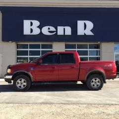Used 2003 Ford F-150 Lariat for sale in Steinbach, MB