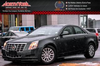 Used 2013 Cadillac CTS Sedan Luxury|AWD|Backup_Cam.|Bose|HeatSeats|R-Start|17