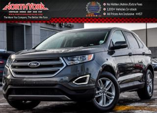 Used 2017 Ford Edge SEL AWD|Pkng_Sensors|Sat|Bluetooth|Backup_Cam|18