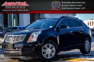Used 2014 Cadillac SRX Leather|BOSE|Heat Frnt.Seats|Dual Climate|Keyless_Go|18
