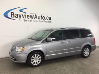 Used 2015 Chrysler Town & Country - FLEX FUEL|ALLOYS|DVD|REV CAM|PWR TRUNK/DOORS! for sale in Belleville, ON