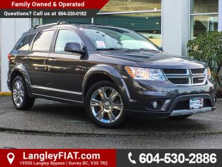 Used 2014 Dodge Journey R/T REBUILD, B.C OWNED! for sale in Surrey, BC