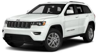 New 2018 Jeep Grand Cherokee Laredo for sale in Abbotsford, BC