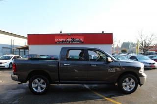 Used 2017 Dodge Ram 1500 SLT 4x4 Crew Cab 57 Box for sale in Surrey, BC