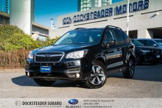 Used 2017 Subaru Forester 2.5i Touring CVT for sale in Vancouver, BC