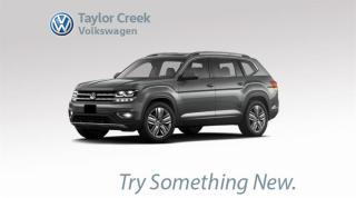 New 2018 Volkswagen ATLAS Comfortline 3.6L 8sp at w/Tip 4MOTION for sale in Orleans, ON