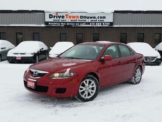 Used 2007 Mazda MAZDA6 GS for sale in Gloucester, ON