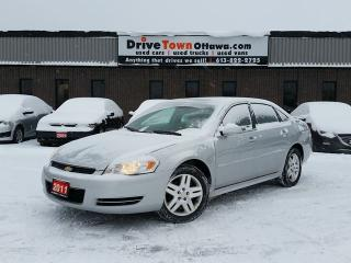 Used 2011 Chevrolet Impala LS **GREAT LOW PAYMENT** for sale in Gloucester, ON