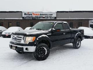 Used 2009 Ford F-150 XLT SUPER CAB 4X4 **LIFTED** for sale in Gloucester, ON