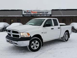 Used 2014 Dodge Ram 1500 STX QUAD CAB 4X4 **HEMI POWER** for sale in Gloucester, ON