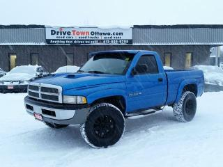 Used 2000 Dodge Ram 1500 Sport Regular Cab 4x4 for sale in Gloucester, ON