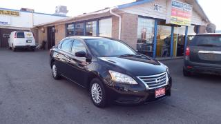 Used 2015 Nissan Sentra SV/BACKUP CAMERA/BLUETOOTH/IMMACULATE $10500 for sale in Brampton, ON