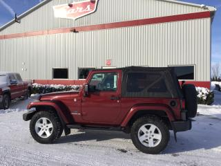 Used 2009 Jeep Wrangler X for sale in Tillsonburg, ON