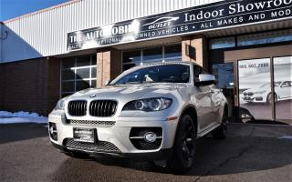 Used 2009 BMW X6 35i SPORT PKG AWD SUNROOF NO ACCIDENT for sale in Mississauga, ON