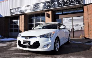 Used 2012 Hyundai Veloster MANUAL NO ACCIDENT for sale in Mississauga, ON