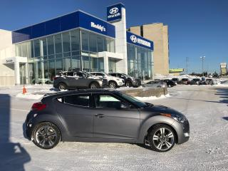 Used 2014 Hyundai Veloster w/Tech for sale in North Bay, ON