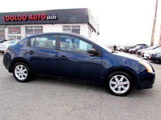 Used 2009 Nissan Sentra 2.0 FE+ Automatic Alloys AC for sale in Milton, ON