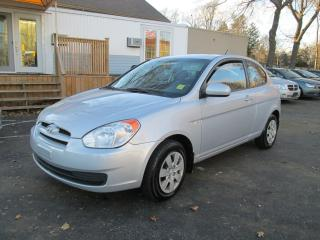 Used 2010 Hyundai Accent L for sale in Scarborough, ON