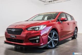 New 2017 Subaru Impreza Sport-Tech 5p 2.0l for sale in Boisbriand, QC