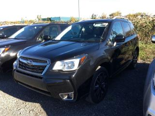 New 2018 Subaru Forester 2.0xt Tourisme for sale in Boisbriand, QC