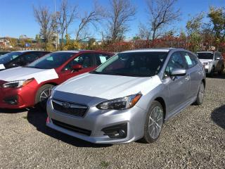 New 2018 Subaru Impreza Sport 5p 2.0l Cvt for sale in Boisbriand, QC