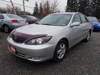 Used 2004 Toyota Camry LE for sale in Gormley, ON