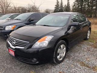 Used 2008 Nissan Altima 2.5 S LOW KMS for sale in Gormley, ON