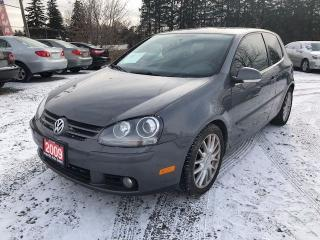 Used 2009 Volkswagen Rabbit 2.5 for sale in Gormley, ON