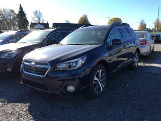 New 2018 Subaru Outback 3.6r Ltd Cvt for sale in Boisbriand, QC