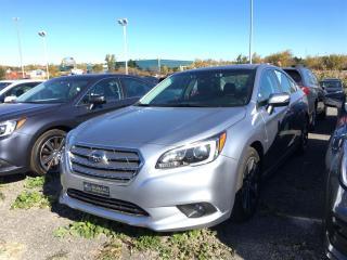 New 2017 Subaru Legacy 3.6r Cvt Ltd Tech for sale in Boisbriand, QC