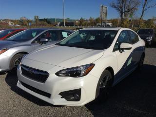 New 2018 Subaru Impreza Sport 4p 2.0l Tm5 for sale in Boisbriand, QC