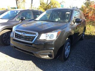 New 2018 Subaru Forester 2.5i CVT for sale in Boisbriand, QC