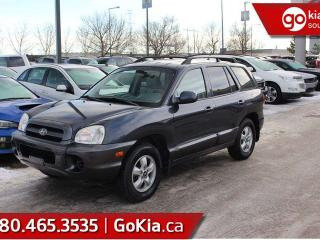 Used 2005 Hyundai Santa Fe $96 B/W PAYMENTS!!! FULLY INSPECTED!!!! for sale in Edmonton, AB