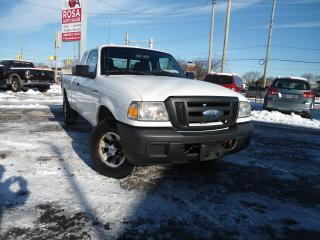 Used 2007 Ford Ranger AUTO 4X4 LOW KM CRUISE CONTROL NO RUST for sale in Oakville, ON