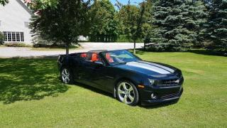 Used 2011 Chevrolet Camaro 2SS Convertible for sale in Boisbriand, QC