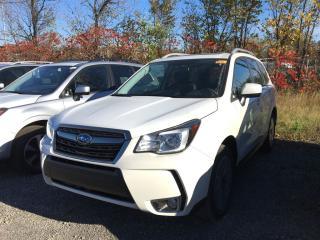New 2018 Subaru Forester 2.0xt Tourisme Cvt for sale in Boisbriand, QC