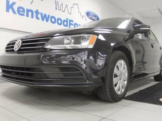 Used 2016 Volkswagen Jetta TSI with heated seats and a back up cam. Perfect for our cold winters for sale in Edmonton, AB