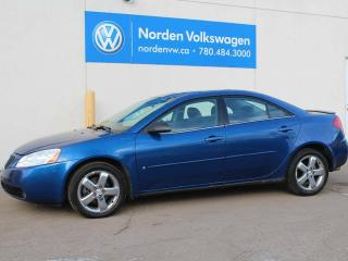 Used 2007 Pontiac G6 $ 76 / Bi-weekly payments O.A.C !!! Fully Inspected !!! for sale in Edmonton, AB