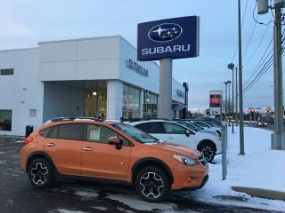Used 2014 Subaru XV Crosstrek 2.0i 5 portes TVC avec groupe limitee for sale in Gatineau, QC