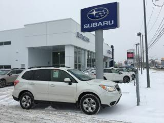 Used 2015 Subaru Forester Familiale 5 portes, boîte manuelle 2.5i for sale in Gatineau, QC
