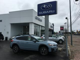 Used 2018 Subaru XV Crosstrek Touring Manuelle 6 vit. for sale in Gatineau, QC