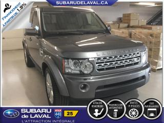 Used 2011 Land Rover LR4 V8 LUX Awd *Cuir Toit Navigation* for sale in Laval, QC