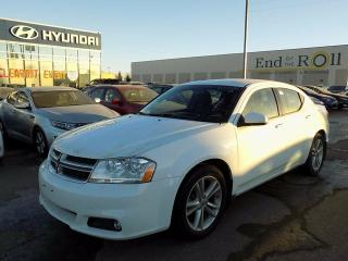 Used 2014 Dodge Avenger SXT/HEATED SEATS/ALLOY WHEELS/AC/POWER OPTIONS for sale in Edmonton, AB