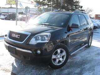 Used 2008 GMC Acadia SLE for sale in North York, ON