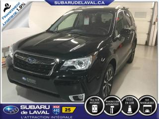 Used 2018 Subaru Forester 2.0XT Limited Tech Automatique AWD for sale in Laval, QC