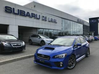 Used 2017 Subaru WRX STI WRX STI SPORT-TECH 2.5L 6MT for sale in Laval, QC