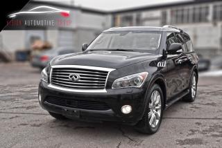 Used 2011 Infiniti QX56 NAV|BACKUP CAM|7Passenger for sale in North York, ON