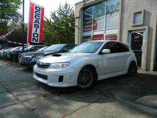 Used 2012 Subaru Impreza WRX AWD for sale in Laval, QC
