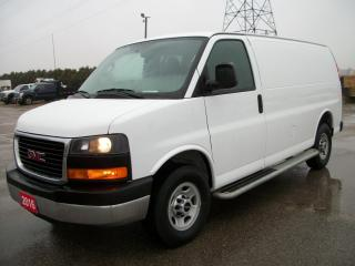 Used 2016 GMC Savana 2500 Cargo Van for sale in Stratford, ON